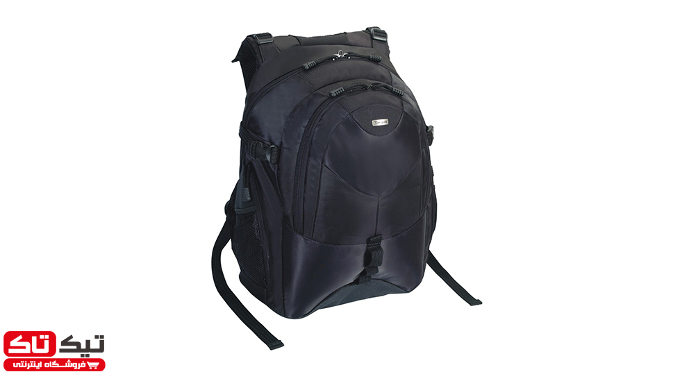 Targus Teb01 Campus Laptop Computer Backpack Fits 15 16 Inch Laptops Black